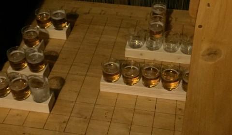 Biereversenken - versenkt